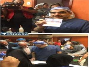 تصاویر خاص و دیدنی از انتخابات 29 اردیبهشت