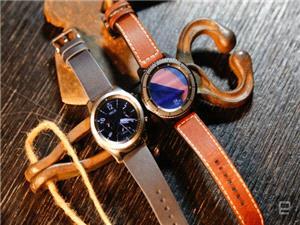 نسل بعدی ساعت Gear S سامسونگ در نمایشگاه IFA معرفی میشود