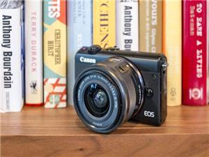 کانن دوربین بدون آینه M100 را برای کاربران مبتدی معرفی کرد