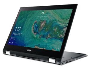 مدل ارتقایافته لپ تاپ تبدیل شونده Acer Spin 5، با پردازنده نسل هشتمی اینتل عرضه می شود