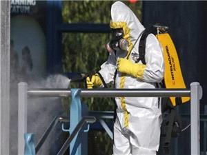 دولت آمریکا با صرف هزینه ای 170 میلیون دلاری برای مبارزه با ویروس ابولا آماده می شود