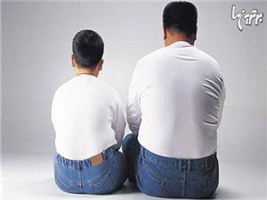 چاقی تا چه اندازه تقصیر ژنتیک است؟