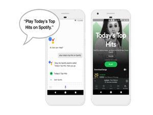 دستیار هوشمند گوگل اسیستنت به زودی از اسپاتیفای پشتیبانی خواهد کرد