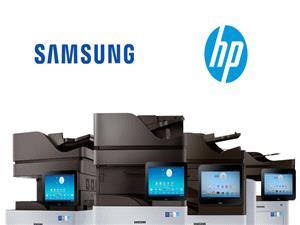 کمپانی HP برای خرید واحد پرینترهای سامسونگ با چین به توافق رسید