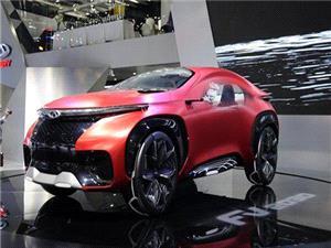 خودروهای مفهومی چینی را دست کم نگیرید!