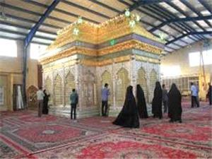 ضریح جدید امامین عسکریین(ع) آماده انتقال به سامرا