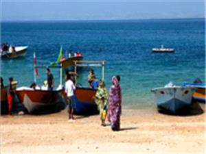 توسعه زیرساخت های گردشگری در جزیره هنگام