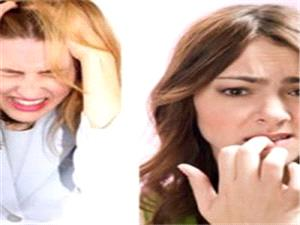اضطراب بیش از حد کدام علائم جسمی را به همراه دارد؟