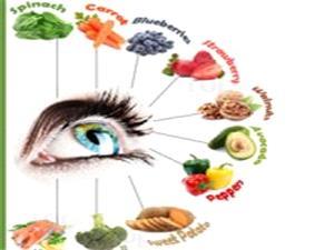 با این غذاها سلامت چشمان خود را گارانتی کنید