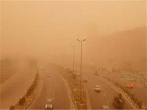 80 درصد گرد و غبار كشور منشا خارجی دارد