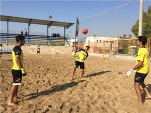اعلام اسامی بازیکنان دعوت شده به اردوی انتخابی تیم ملی ب فوتبال ساحلی