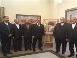 روزهای فرهنگی جمهوری اسلامی ایران در عشق آباد ترکمنستان افتتاح شد