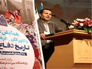 هر ایرانی برای حفظ هویتش به فرهنگ دفاعی آراسته است