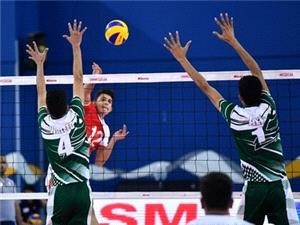 نتايج کامل روز چهارم مسابقات واليبال قهرماني جوانان آسيا