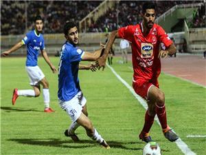 استقلال خوزستان 0 _ پرسپوليس 0؛ بازي سرد، سکوهاي داغ!