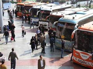 اصفهان، قزوین و کاشان مقصد اکثر مسافران نوروزی پایانه های تهران