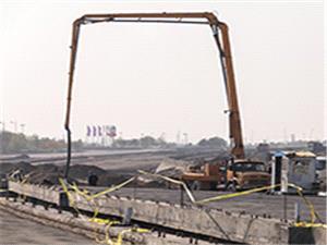 پیشرفت 58 درصدی پروژه احداث بزرگراه شهید بروجردی