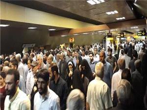 استفاده 410 هزار نفر از متروی تهران در روز جهانی قدس