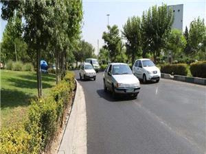 با اجرای روان سازی ترافیکی پل بسیج در منطقه 15 تقاطع خاوران – بسیج نفس کشید