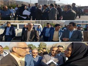 توسعه حملونقل عمومی در غربیترین نقطه تهران
