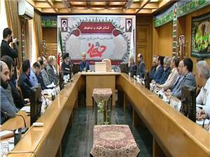 حضور ايراني ها رمز اقتدار نهضت پياده روي اربعين است
