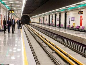 افتتاح 5 ایستگاه در خط 7 مترو تا پایان سال