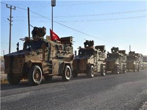 شمارش معکوس برای آغاز عملیات نظامی گسترده ترکیه در سوریه/ شمال سوریه در آستانه فاجعه انسانی قرار دارد