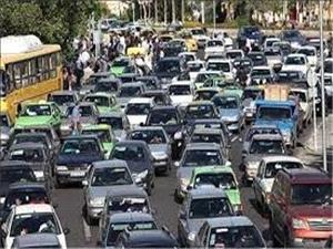 وضعیت ترافیکی معابر بزرگراهی پایتخت در بیستودومین روز آبان