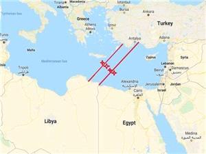 یونان: توافق ترکیه و لیبی نامعتبر است