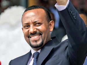 نخست وزیر اتیوپی جایزه صلح نوبل را دریافت کرد