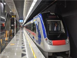 کنترل روزانه کولر همه قطارهای مترو