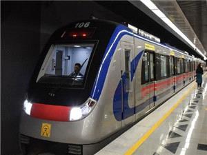 سرویس دهی در خط دو متروی تهران با تاخیر انجام میشود