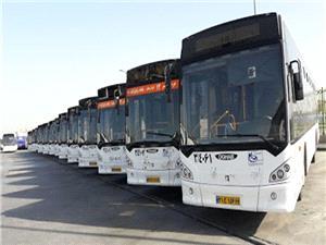بهره برداری از 110 دستگاه اتوبوس و مینی بوس