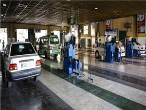 یک میلیون و 660 هزار دستگاه خودرو در سال 99 به مراکز معاینه فنی مراجعه کردند