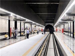 کاهش سرفاصله حرکت قطارها در نیمه غربی خط شش متروی تهران