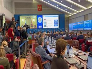 اعلام نتایج نهایی و رسمی انتخابات مجلس دومای روسیه