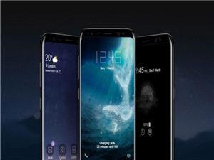 سنسور اثر انگشت گلکسی S9 احتمالا در پنل جلو قرار می گیرد