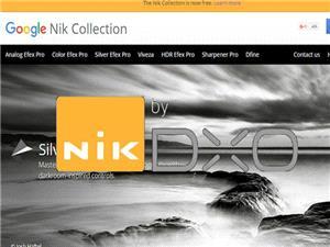 کلکسیون Nik گوگل توسط DxOMark خریداری شد