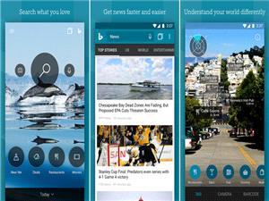 اپلیکیشن Bing Search مایکروسافت برای اندروید بهروز رسانی مهمی دریافت کرد