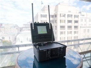 کمپانی DJI و معرفی دستگاهی که می تواند پهپادها را تا شعاع 5 کیلومتری ردیابی کند