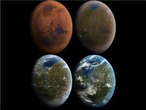 طرح جدید ناسا برای تبدیل مریخ به یک سیاره سبز