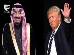 آرمان فلسطین در معرض توطئه های ترامپ و آل سعود / تحلیل