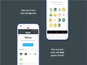 معرفی اپ Icon Pack Mixer؛ گلچینی از بهترین آیکن ها بسازید
