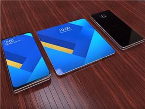موبایل گلکسی X تاشو سامسونگ با نمایشگر پلاستیکی در راه است