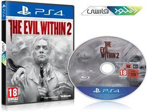 دانلود بازی The Evil Within 2 برای PS4 + آپدیت