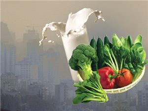 میوه هایی برای مبارزه با آلودگی هوا/ خوراکیهایی برای افزایش طول عمر سیگاریها
