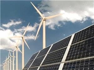 تولید400 مگاوات برق بادی و خورشیدی/برنامه ریزی افزایش سالانه هزار مگاوات