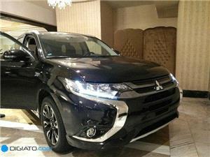پرفروش ترین SUV هیبریدی جهان به ایران رسید؛ رونمایی از میتسوبیشی اوتلندر PHEV توسط آرین موتور
