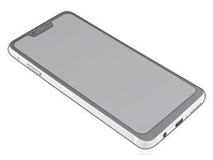انتشار نخستین تصویر زنده از موبایل ذن فون 5 ایسوس و بریدگی نمایشگر آن