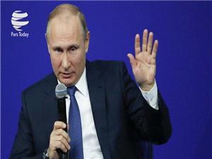 پوتین: روسیه به جایگاه برتر نظامی جهان بازگشته است